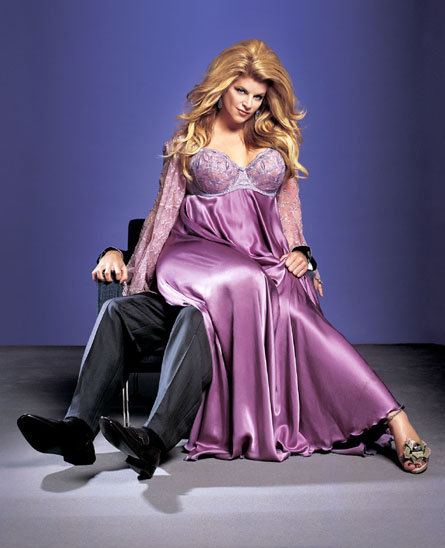 kirstie alley  reality show